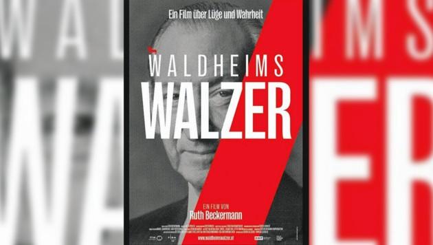 Das Plakat für den Film von Ruth Beckermann (Bild: zVg, krone.at-Grafik)