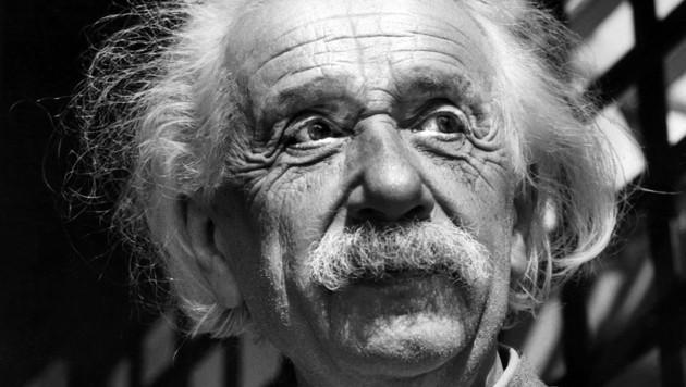 Albert Einstein (1954) (Bild: Associated Press)