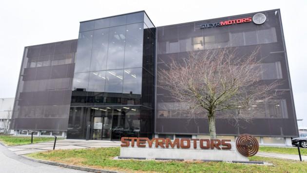 Geld Für Steyr Motors 159 Mitarbeiter Atmen Auf Kroneat