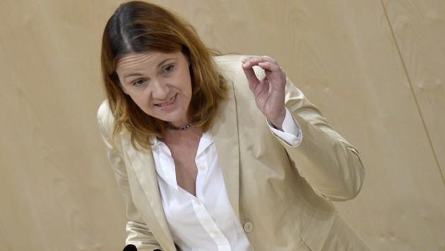 Dagmar Belakowitsch, stellvertretende Klubobfrau der FPÖ