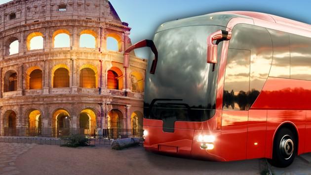 Rom verbannt Touristenbusse aus dem Stadtzentrum