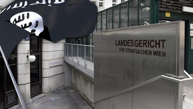 Islamisten-Zelle enttarnt: 12 Burschen verurteilt