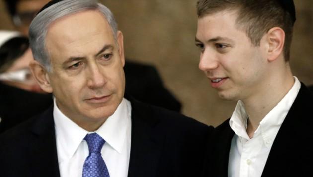 Hass-Posting: Facebook sperrt Netanyahu-Sohn