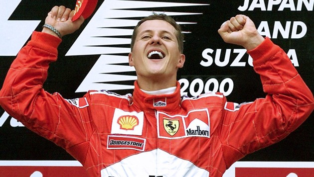 Michael Schumacher (52) (Bild: AFP)