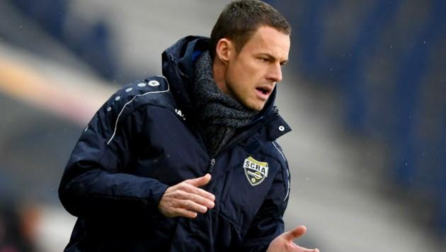 Werner Grabherr war bereits zwischen 2012 und 2018 als Marketingleiter sowie in verschiedenen Position im Trainerteam und später als Cheftrainer (2018/19) im Verein tätig. (Bild: GEPA)