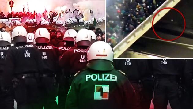 (Bild: LPD Wien, krone.at-Grafik)
