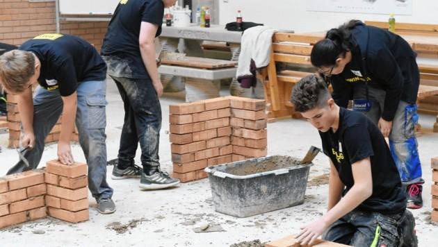 So sieht eine lebende Baustelle aus. (Bild: © Fritz-Press GmbH - Rights Managed (RM))