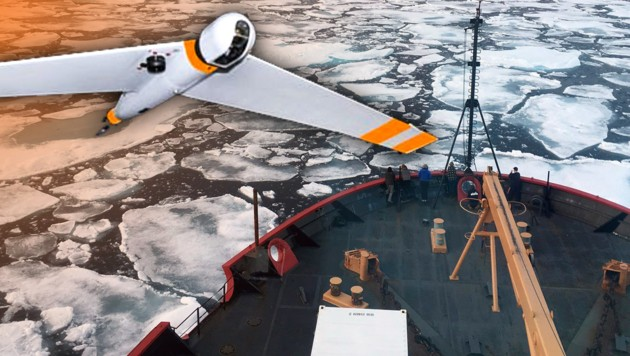 Russland-Drohne ortet Feind aus 100 km Entfernung