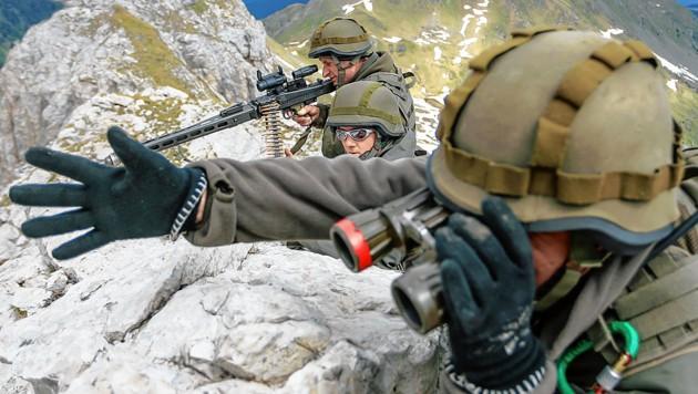 (Bild: APA/EXPA/picturedesk.com/Jürgen Feichter)