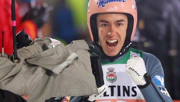 Stefan Kraft ist für den Weltcupauftakt im polnischen Wisla gesetzt. (Bild: GEPA)