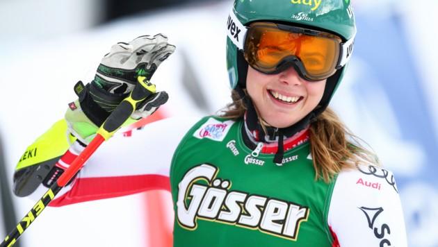 Katharina Liensberger (Bild: GEPA)