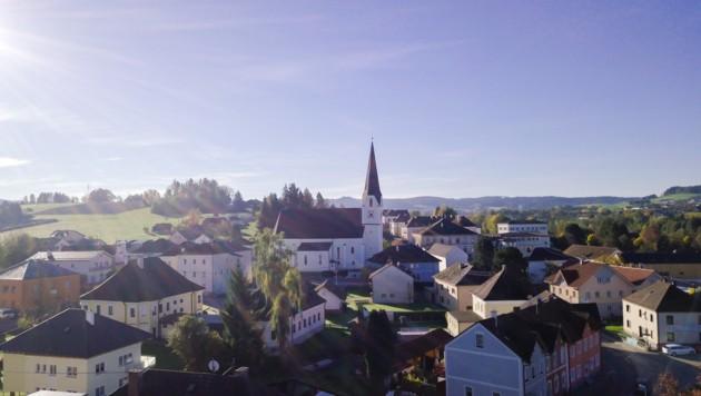 Eberschwang im Bezirk Ried (Bild: Pressefoto Scharinger/Daniel Scharinger)