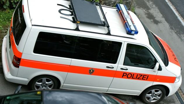 (Bild: Flickr/Landespolizei Liechtenstein (CC BY-NC-SA 2.0 / Symbolbild))