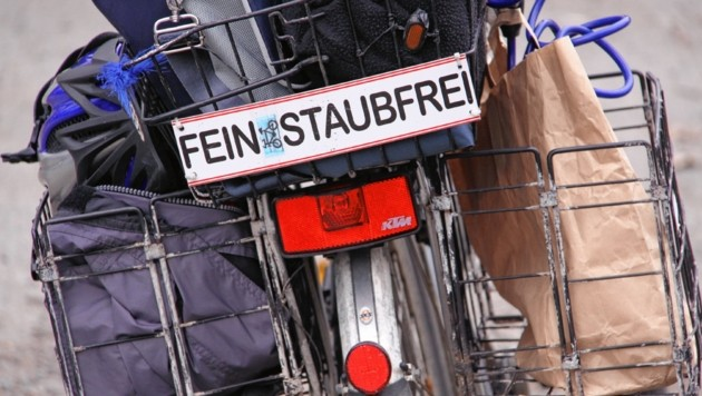 Viel weniger Feinstaub-Überschreitungstage im Vorjahr, aber: Graz bleibt Österreichs Feinstaub-Hauptstadt. (Bild: KRONEN ZEITUNG)
