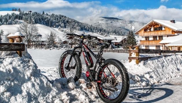 Der Verleih von E-Bikes an die Hotellerie ist einer der Geschäftszweige von Greenstorm. (Bild: Greenstorm)
