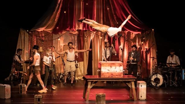 (Bild: Cirque Noel Graz/Nikola Milatovic)