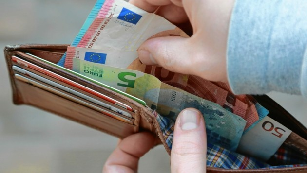 In vielen Haushalten ist das Geld knapp. (Bild: Toppress/Karl Schöndorfer)