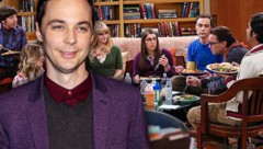 (Bild: APA/AFP/GETTY IMAGES/Christopher Polk, facebook.com/thebigbangtheory, krone.at-Grafik)