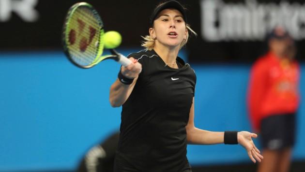 Belinda Bencic (Bild: AP)