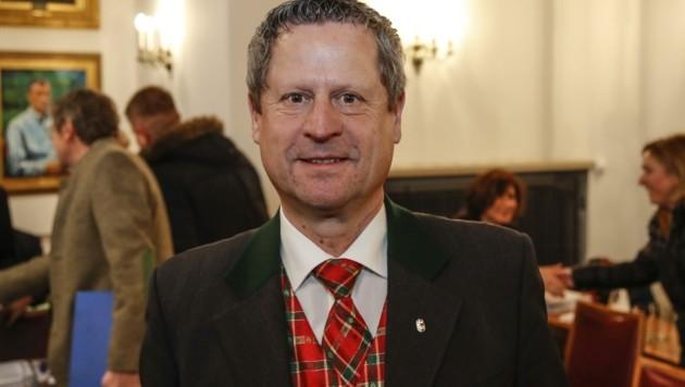 Helmut Naderer will nicht Bürgermeister in Seekirchen werden. (Bild: Tschepp Markus)