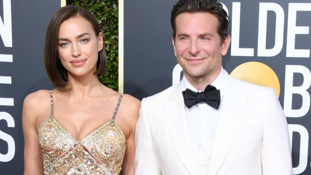 Irina Shayk und Bradley Cooper (Bild: 2019 Getty Images)