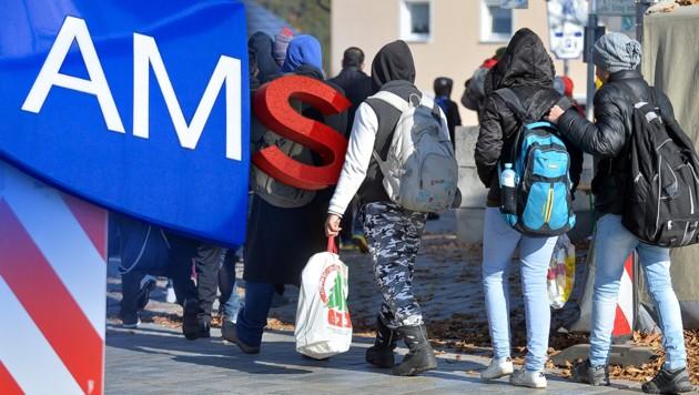 Migranten sind weniger gebildet als behauptet