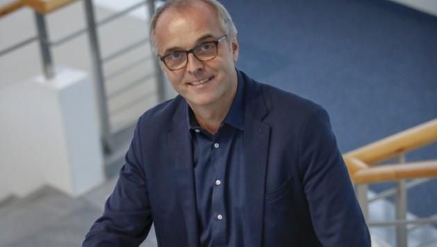ÖAAB-Landesobmann Hans Grünwald will Stimmen gewinnen. (Bild: Tschepp Markus)