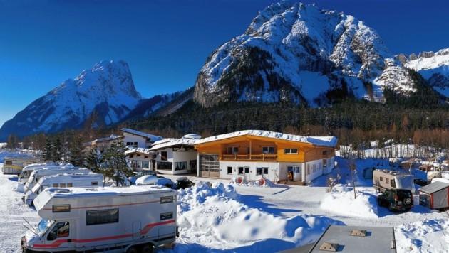 (Bild: Tirol.Camp Leutasch)