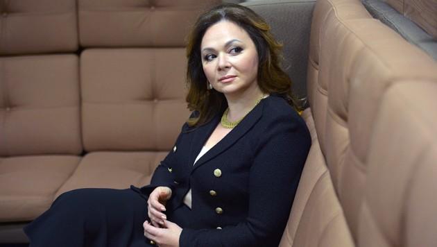 Natalia Veselnitskaya (Bild: AFP )