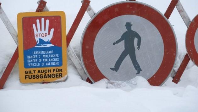 In Der Steiermark Gilt Höchste Lawinenwarnstufe Kroneat