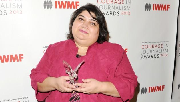 Khadija Ismayilova (Bild: 2012 Getty Images)