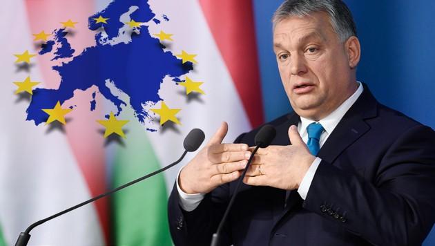 """Orban: """"Europa wird zwei Zivilisationen haben"""""""