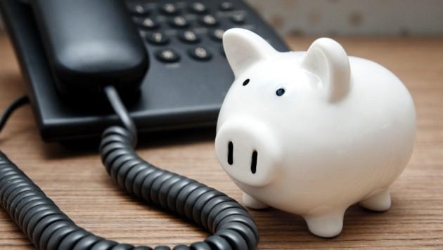 Offenbar aus Versehen wurden die Kosten für eine Telefon-Installation von einem Telekom-Anbieter nicht abgebucht (Symbolbild). (Bild: ©mstaniewski - stock.adobe.com)