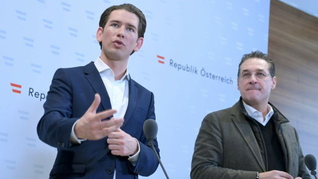 Am Rande der Regierungsklausur in Mauerbach verärgerte Bundeskanzler Sebastian Kurz viele Wiener mit seiner Langschläfer-Aussage. (Bild: APA/ROLAND SCHLAGER)