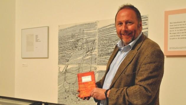 Museumsexperte Peter Assmann (Bild: liveBild)