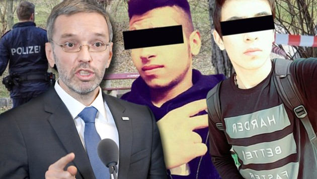 """""""Fixe ,Transitzonen' für gewalttätige Migranten"""""""