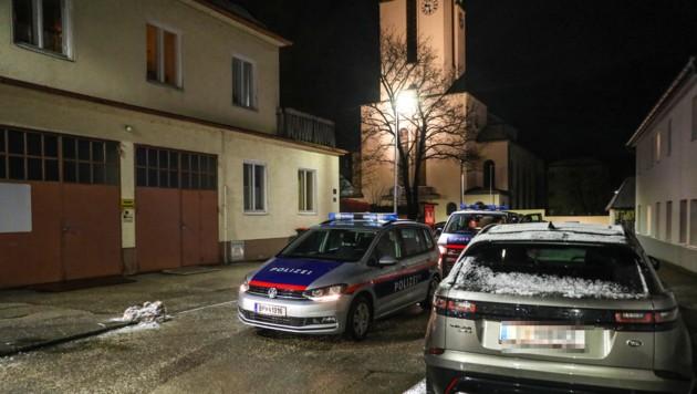 Der Tatort in Attnang-Puchheim: Nach dem Angriff fuhr Fidan G. davon, war eineinhalb Tage untergetaucht. (Bild: laumat.at/Matthias Lauber)