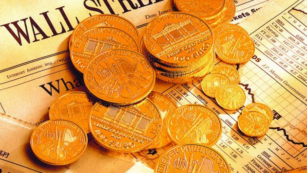 Philharmoniker-Münzen stehen bei den Österreichern hoch im Kurs. (Bild: Münze Österreich)