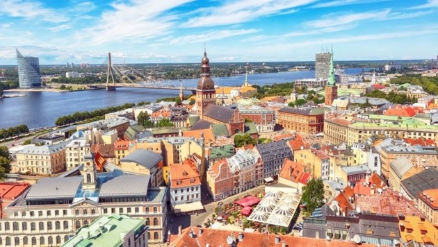 Riga, die Hauptstadt Lettlands (Bild: ©liramaigums - stock.adobe.com)