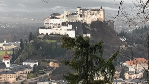 Die Festung Hohensalzburg (Bild: Wolfgang Fürweger)