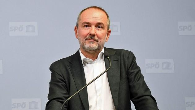 SPÖ-Bundesgeschäftsführer Thomas Drozda (Bild: APA/Helmut Fohringer)