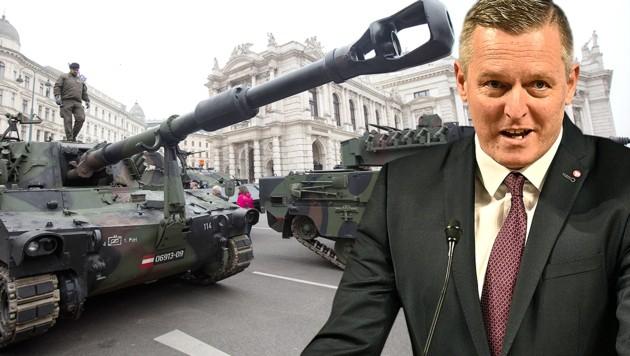 """""""Schlüsseljahr"""" für unser Heer – und ganz Europa"""