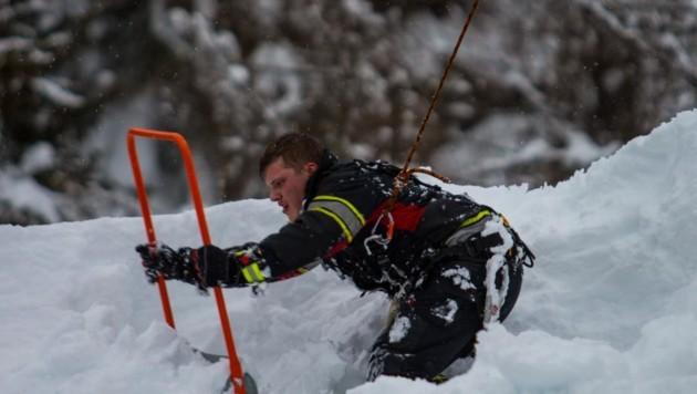 (Bild: Feuerwehr/ Hermann Kollinger)