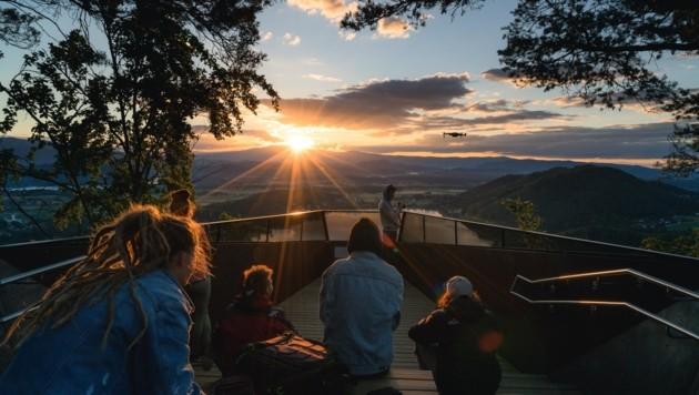 (Bild: Tourismusregion Klopeiner See/Daniel Fischer)