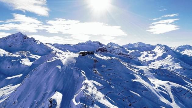 Bilder traumhafter Winterlandschaften sollen in Kernländern wieder Lust auf Urlaub machen. (Bild: Silvretta Seilbahn)