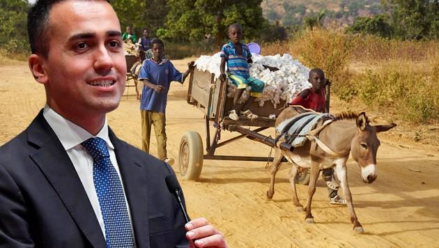 """Italien für Sanktionen: """"Frankreich beutet Ex-Kolonien nach wie vor aus"""""""