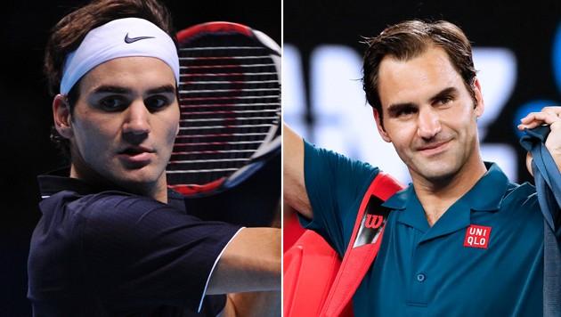 Roger Federer (Bild: AFP, AP)