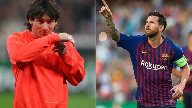 Lionel Messi (Bild: GEPA)