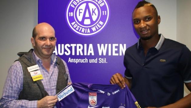 (Bild: FK Austria Wien)