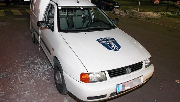 Nach 13 Jahren konnte der Überfall auf einen Geldtransporter in Wien-Brigittenau geklärt werden. (Bild: Zwefo)